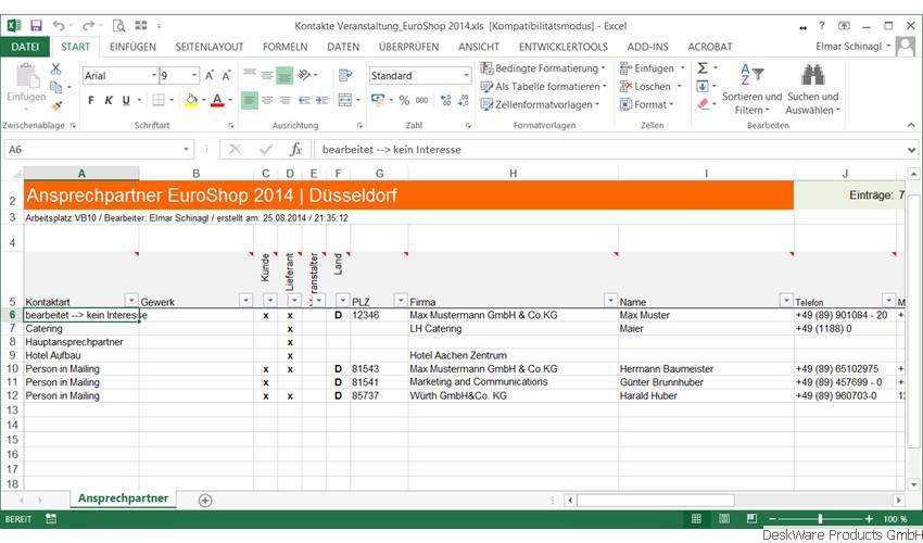 Excel Vorlagen Kostenlos Download Chip 2